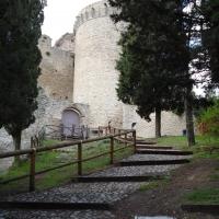 Verso la rocca di Castrocaro - Opi1010 - Castrocaro Terme e Terra del Sole (FC)