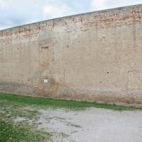 Cesena, rocca malatestiana, fossato, mura 01 - Sailko - Cesena (FC)