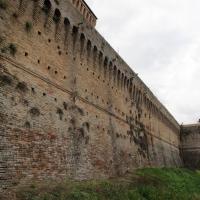Cesena, rocca malatestiana, mura 01 - Sailko - Cesena (FC)