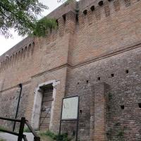 Cesena, rocca malatestiana, ingresso del torrione della lumaca - Sailko - Cesena (FC)