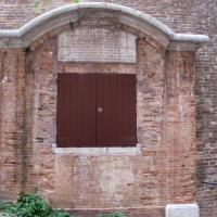 Cesena, rocca malatestiana, salita alla rocca, tabernacolo - Sailko - Cesena (FC)
