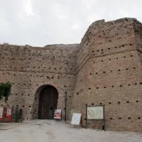 Cesena, rocca malatestiana, ingresso al torrione di sant'agostino 01 - Sailko - Cesena (FC)