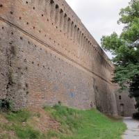 Cesena, rocca malatestiana, mura 02 - Sailko - Cesena (FC)