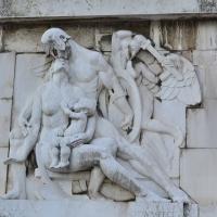 Particolare del monumento - -Riccardo29- - Forlì (FC)