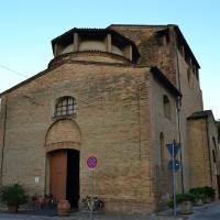 Facciata Oratorio San Sebastiano - -Riccardo29- - Forlì (FC)