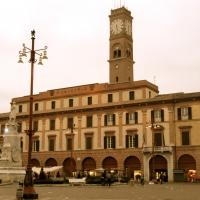 Il palazzo comunale in piazza Saffi - Anna pazzaglia - Forlì (FC)