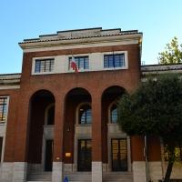 Ingresso principale del Palazzo Studi - -Riccardo29- - Forlì (FC)