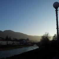 Tramonto sul Bidente - opi1010 - Opi1010 - Santa Sofia (FC)