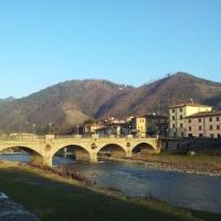 Tramonto sul ponte di Santa Sofia - Opi1010 - Santa Sofia (FC)