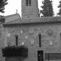 Pieve - Vista Laterale - Nurris Barucci - Bertinoro (FC)