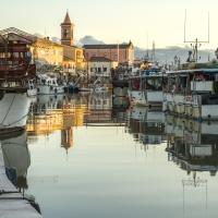 Portocanale in nel borgo 3 - Marco della pasqua - Cesenatico (FC)