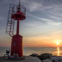 Dove il portocanale incontra il mare - Marco della pasqua - Cesenatico (FC)