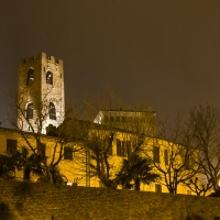 Longiano, Torre del Castello Malatestiano - Marco della pasqua - Longiano (FC)
