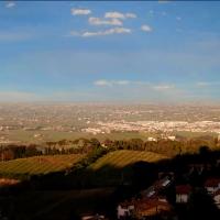 Vista sulla Romagna da Bertinoro - Giulia Romagnoli - Bertinoro (FC)