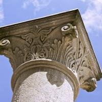 Cpitello della Colonna dell'Ospitalità - Caba2011 - Bertinoro (FC)
