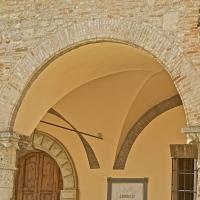 Archi del porticato palazzo Comunale - Caba2011 - Bertinoro (FC)