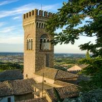Torre Palazzo Comunale - Bertinoro - Anneaux - Bertinoro (FC)