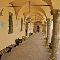 Porticato palazzo Comunale - Caba2011 - Bertinoro (FC)