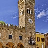 Torre civica del palazzo Comunale - Caba2011 - Bertinoro (FC)
