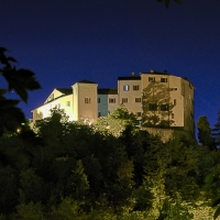 Rocca di Bertinoro by Night - Wikitechphoto - Bertinoro (FC)