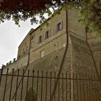 Le possenti mura della Rocca - Caba2011 - Bertinoro (FC)