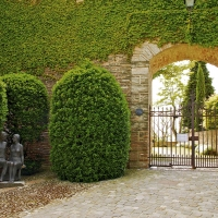Arco di ingresso alla Rocca - Caba2011 - Bertinoro (FC)