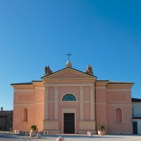 The pink church - Massimo Briganti - Bertinoro (FC)
