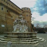 Fontana Masini e Piazza del Popolo - Soniatiger - Cesena (FC)