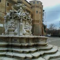 Fontana Masini e Rocca Malatestiana - Soniatiger - Cesena (FC)