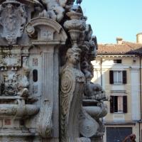 Fontana Masini - particolare - Sivyb - Cesena (FC)
