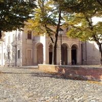 Piazzale Pio VII - ingresso Basilica - Sivyb - Cesena (FC)