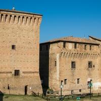 Rocca Malatestiana cortile interno - Sonia Benvenuti - Cesena (FC)