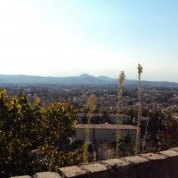 Rocca malatestiana - panorama dalle mura - Sivyb - Cesena (FC)