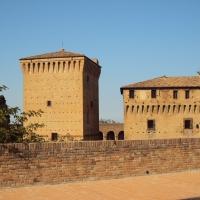 Rocca malatestiana - veduta dai camminamenti - Sivyb - Cesena (FC)