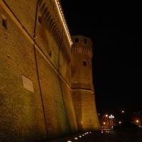 Rocca Malatestiana da Piazza del Popolo - Giulia Romagnoli - Cesena (FC)