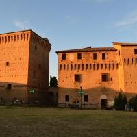 Rocca al tramonto 02 - Gloria Molari - Cesena (FC)