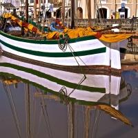 Imbarcazione storica in porto - Caba2011 - Cesenatico (FC)
