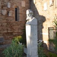 Monumento Carducci Polenta - Francesco Della Guardia - Bertinoro (FC)