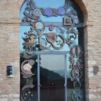 Portone Museo Interreligioso Bertinoro - Francesco Della Guardia - Bertinoro (FC)