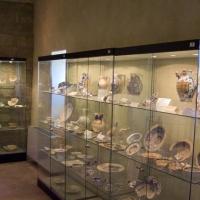 Sala delle ceramiche Rocca di Castrocaro - Clawsb - Castrocaro Terme e Terra del Sole (FC)