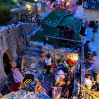 Castrocaro Terme-La Rocca-Festa in Rocca-4760 - Flash2803 - Castrocaro Terme e Terra del Sole (FC)