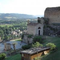 Cortile interno della Rocca di Castrocaro - Clawsb - Castrocaro Terme e Terra del Sole (FC)