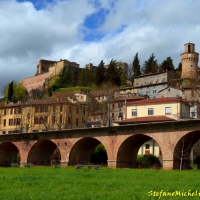 Castrocaro Terme-La Rocca-DSC 2298 - Flash2803 - Castrocaro Terme e Terra del Sole (FC)