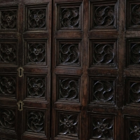 Particolare Porta Sala del Nuti - Boschetti marco 65 - Cesena (FC)