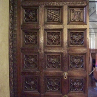 Malatestiana antica portale - Clawsb - Cesena (FC)