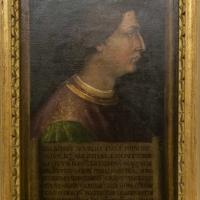 Dipinto Malatesta Novello - Boschetti marco65 - Cesena (FC)
