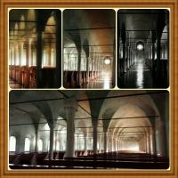 Biblioteca Malatestiana aula del Nuti - Cicciricci - Cesena (FC)