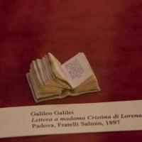 Mini Libro - Galileo Galilei (Lettera a Madama Cristina di Lorena) 1897 - Boschetti marco 65 - Cesena (FC)