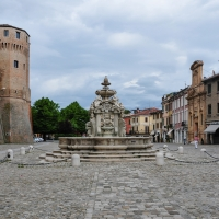 Cesena Piazza del Popolo-6 Fontana Masini - Lorenzo Gaudenzi - Cesena (FC)
