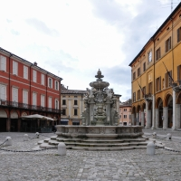 Cesena Piazza del Popolo-5 Fontana Masini - Lorenzo Gaudenzi - Cesena (FC)